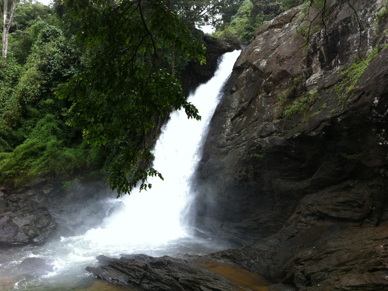 Soochipara Waterfall